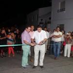 Inauguración de la Feria. Foto: Ayuntamiento de El Pedroso.