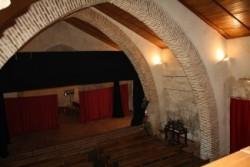 Interior de la Ermita de San Juan. Foto: La Plaza.