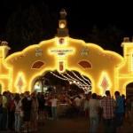 Portada Feria Constantina. Foto de archivo: Ayuntamiento de Constantina.