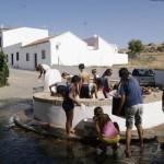 La Plaza- Fuente El Chorrillo