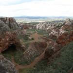 Cerro del Hierro. Foto: Consejería de Medio Ambiente y Ordenación del Territorio.