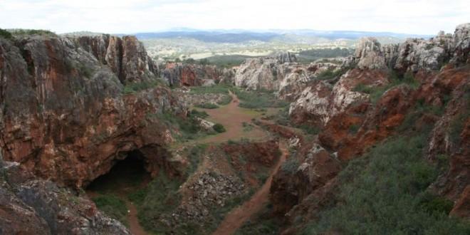 Comienza la VI Semana de los Geoparques Europeos en el Parque Natural Sierra Norte de Sevilla