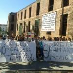 Manifestación IES El Carmen