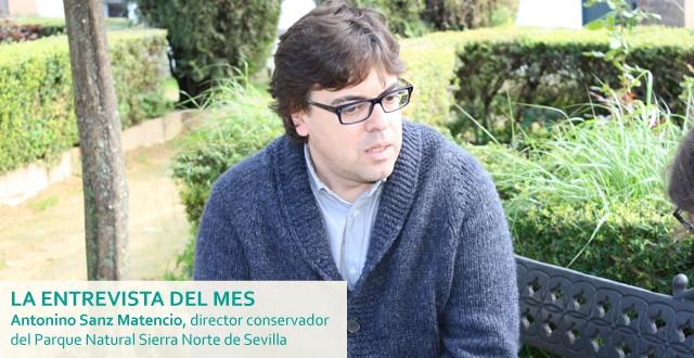 """""""La gente se ha acostumbrado a vivir dentro del Parque Natural Sierra Norte de Sevilla"""""""