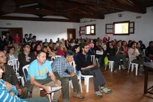 Encuentro Voluntariado Ambiental Sierra Norte de Sevilla