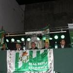 Presentación de 'La Provinca late en verde' en Lora del Río. Foto: Real Betis Balompié.