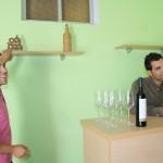 José Antonio Acosta  y Pedro Cano fueron ganadores del Premio Cinco Nueve de la Fundación Cobre las Cruces en 2013.