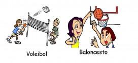Se inicia la temporada de baloncesto y voleibol en la comarca
