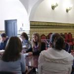 Celebración del Consejo Escolar Municipal urgente. Foto: Ayuntamiento de Cazalla.