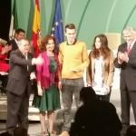 Entrega Premio Residencia escolar Constantina