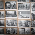 Fotografías de algunos de los artistas y proyectos que han pasado por la Casa de las Artes.