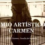 Premio Artístico El Carmen