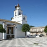 San Nicolás del Puerto- Plaza de españa