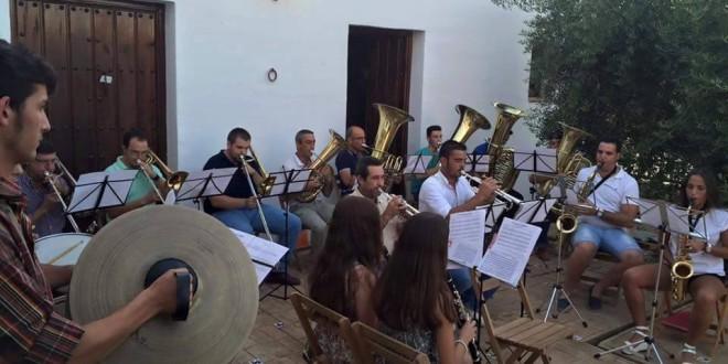 La Escuela de Música de La Puebla de los Infantes clausuró su curso