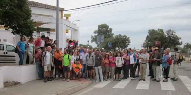 La Asociación Villae Naevae promueve la puesta en valor del Camino de Santiago por la Sierra Norte