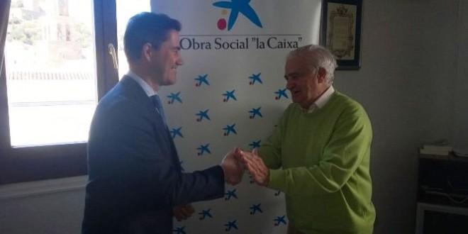 La obra social de La Caixa colabora con el proyecto de transporte ...