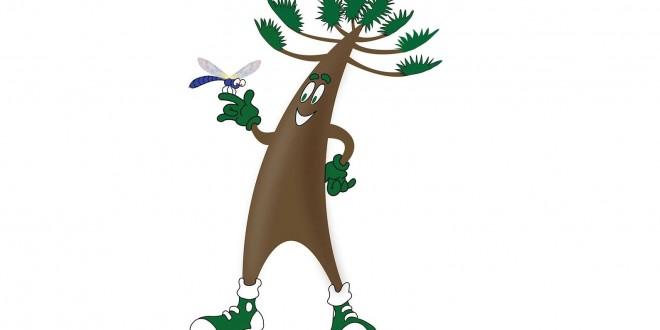 El Parque Natural convoca un concurso para que los escolares pongan nombre a la mascota del Tronco Fósil
