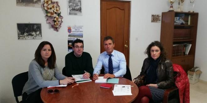 Reunión de los Ayuntamientos del área de influencia de la instalación de residuos de media y baja intensidad de El Cabril