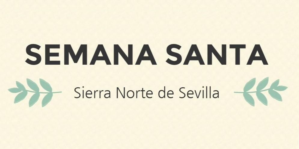Semana Santa en la Sierra Norte de Sevilla 2016