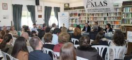 La Asociación ALAS, ocho años promoviendo  la literatura en la Sierra Norte de Sevilla