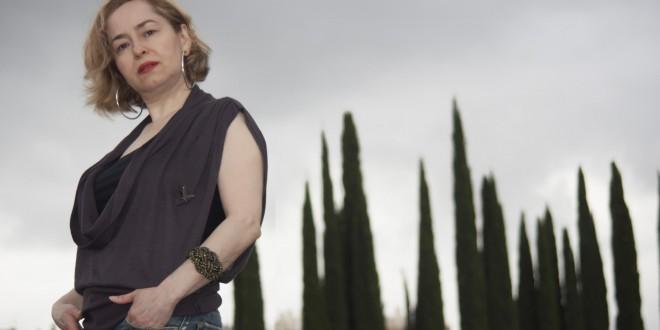 Charo Jiménez Grueso, una estilista puebleña que triunfa en cine, teatro y televisión
