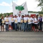 Clausura Marcha Juntos por la Sierra Norte
