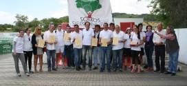 Éxito de la primera marcha solidaria 'Juntos por la Sierra Norte'