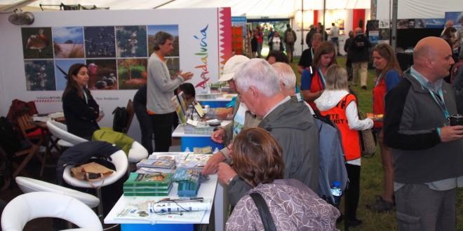 El turismo ornitológico de la Sierra Norte se promociona en la British Birdwatching Fair