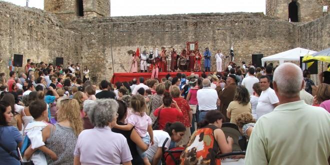 La Puebla se convierte este fin de semana en la villa medieval de la Sierra Morena y la Vega de Sevilla