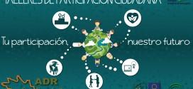 El GDR Sierra Morena Sevillana invita a la participación ciudadana para la nueva Estrategia de Desarrollo Rural