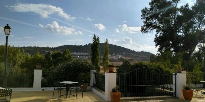 El Restaurante Vistalegre de Cazalla, un referente en comida ecológica y buenas vistas