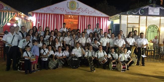 La Banda de Guaditoca de Guadalcanal celebrará el Día de Santa Cecilia con un tributo al pop