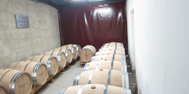 Bodegas Fuente Reina en Constantina continúa la tradición vinícola de la Sierra Norte