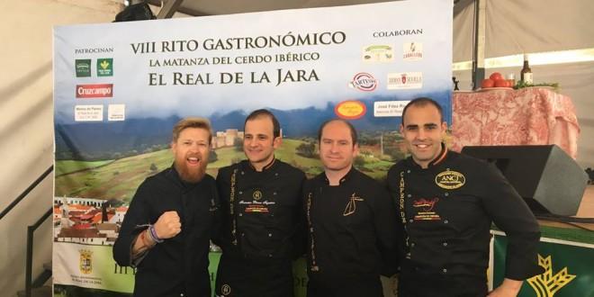 Ibéricos Sierra de Cazalla y José M. Iniesta han sido los ganadores del III Premio Dehesas El Real de la Jara