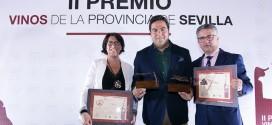 La bodega La Margarita de Constantina triunfa en la segunda edición de los premios a los mejores 'Vinos de la Provincia de Sevilla'