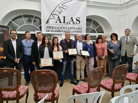 La Asociación Literaria de Alanís y Sierra Norte entregó su VIII Premio Juan de Castellano