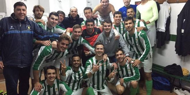 El Cazalla sigue en puestos de ascenso a falta de 4 jornadas