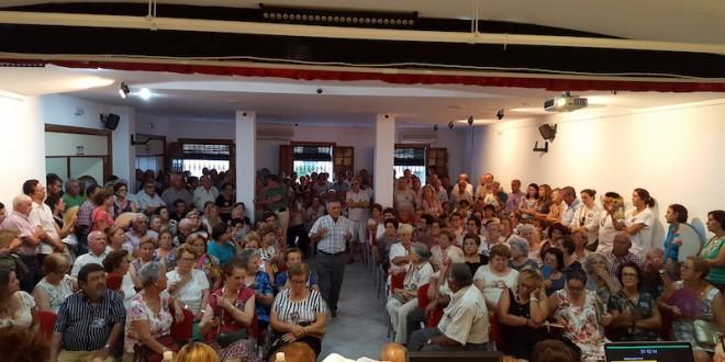 Se ha constituido en Cazalla la Plataforma Ciudadana Pro Residencia de Mayores