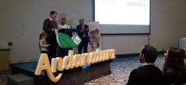 Los besitos de la Confitería Ortiz y la morcilla de Embutidos Capellán premiados por la Fundación Andanatura