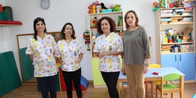 El Centro de Atención Infantil Temprana de Constitina refuerza sus servicios