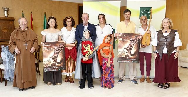 Alanís acoge las  XV Jornadas Medievales de la Sierra Morena de Sevilla este fin de semana