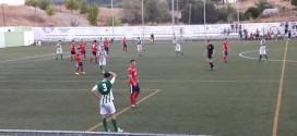 El Cazalla golea y convence en la segunda jornada