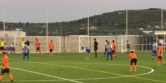 El Puebla consigue su primera victoria ante El Real