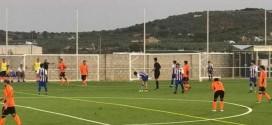 El Puebla se lleva los tres puntos en el derbi de la jornada en el campo del Liceo