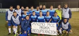 El Constantina golea en el derbi de la jornada ante el Celti Puebla