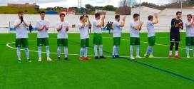 Pleno de victoria de los equipos de la Sierra Norte